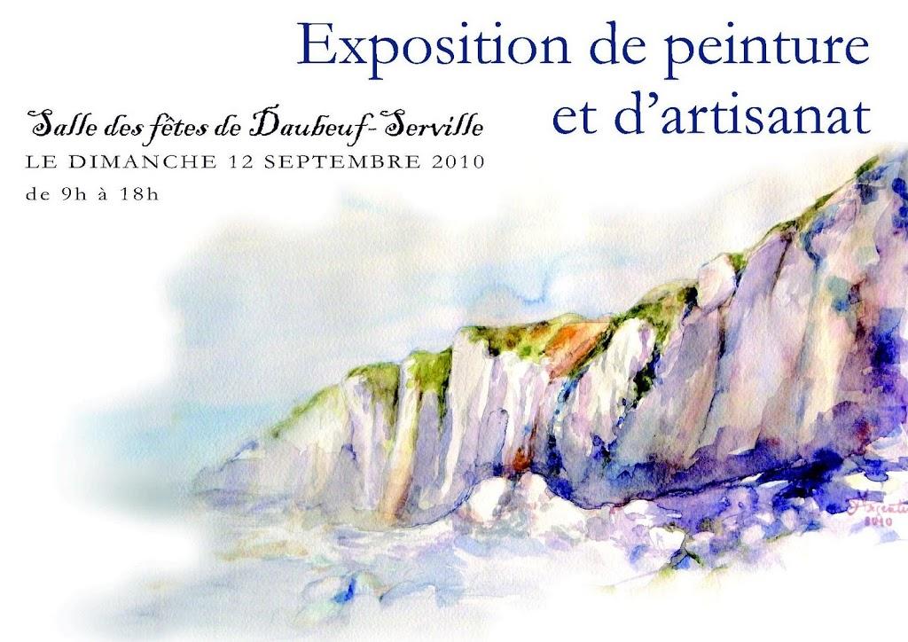 Exposition de Daubeuf Serville 2010