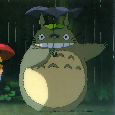 Totoro fan projet