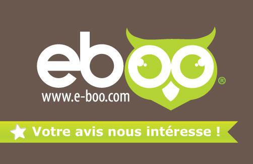 Carte de visite pour E-boo plateforme web