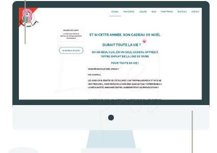 Loomy et Loofy : site boutique et espace membre pour les enfants